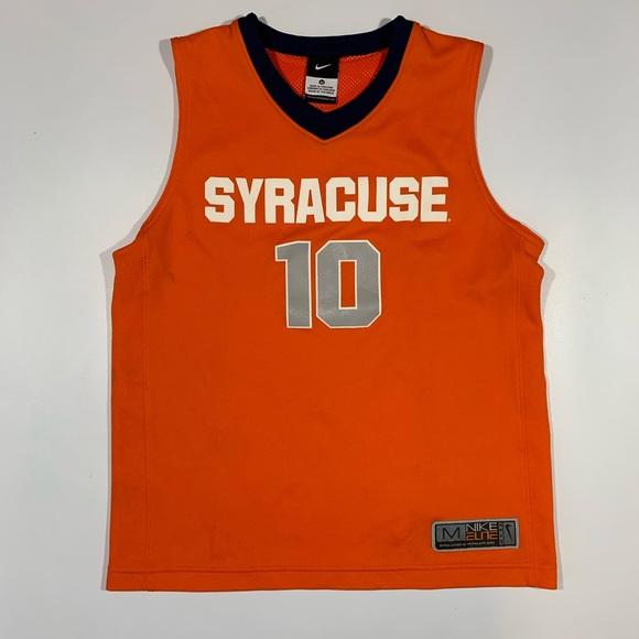 ec80d41b Syracuse University Kids Nike Elite Jersey